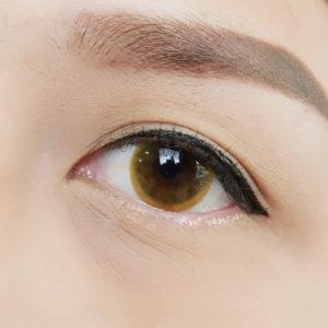 Vassen Cystian Brown Contact Lens