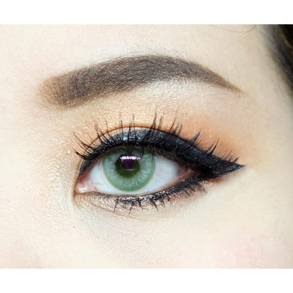 DUEBA NUTWARA GREEN CONTACT LENS