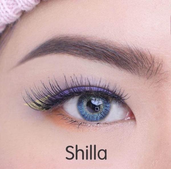 DUEBA SHILLA BLUE CONTACT LENS