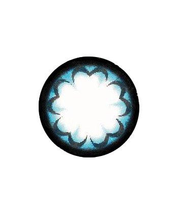 DUEBA CLOVER BLUE CONTACT LENS