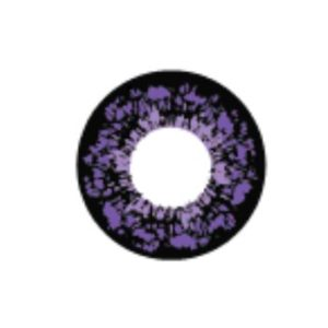 GEO PANSY VIOLET WT-C61 VIOLET CONTACT LENS