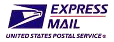 Circle Lens Express Delivery to USA: United States Postal Service Express Mail