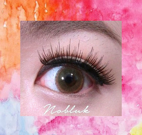 DREAMCON NOBLUK BROWN CONTACT LENS