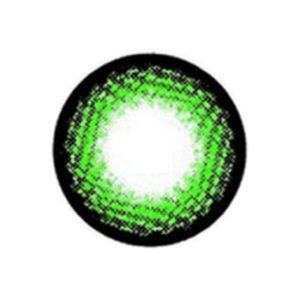 DUEBA 3D GREEN CONTACT LENS
