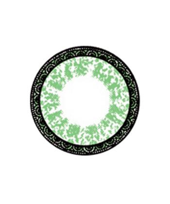 DUEBA ANGELA GREEN CONTACT LENS