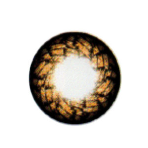 DUEBA CARMIER BROWN CONTACT LENS