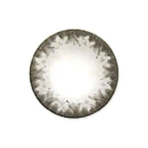 DUEBA SNOW FLAKE GRAY CONTACT LENS