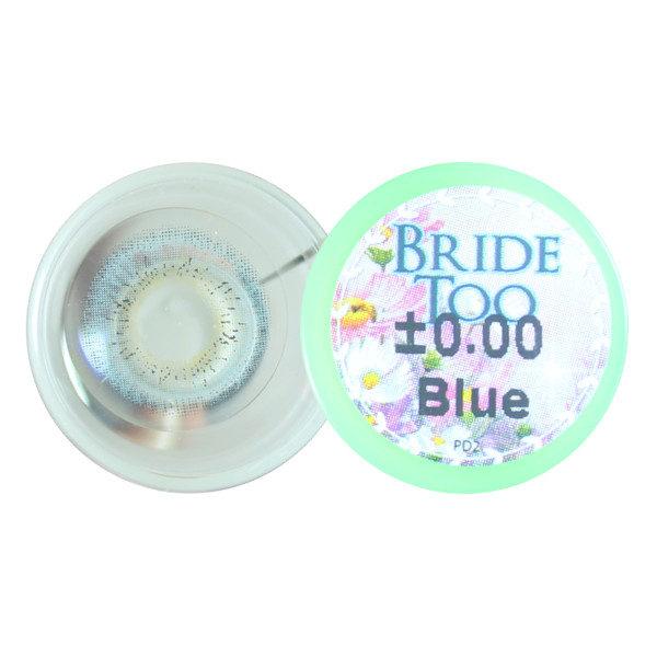 DUEBA BRIDE TOO BLUE CONTACT LENS