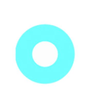 DUEBA COSPLAY LENS NEON BLUE HALLOWEEN COLOR LENS