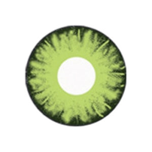 DUEBA COSPLAY LENS HULK GREEN EYES HALLOWEEN CONTACT LENS