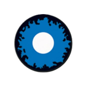 DUEBA COSPLAY LENS BLUE WOLF EYES HALLOWEEN CONTACT LENS