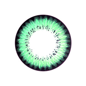 DUEBA DAISY GREEN CONTACT LENS