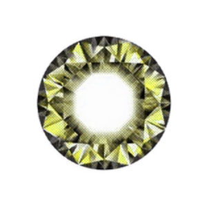 DUEBA DIAMOND GOLD CONTACT LENS