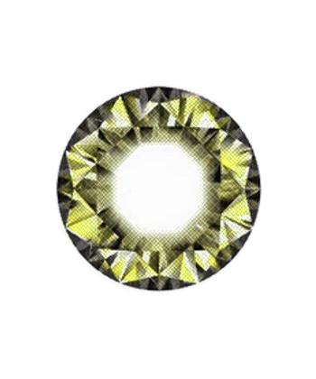 DUEBA DIAMOND GOLD CONTACT LENS