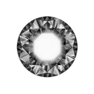 DUEBA DIAMOND GRAY CONTACT LENS