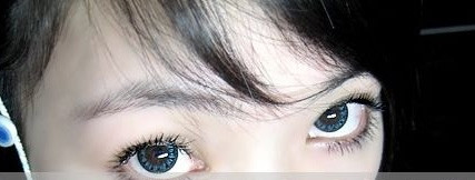 DUEBA DM21 BLUE CONTACT LENS