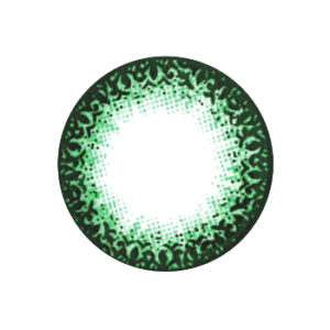 DUEBA DOLCE GREEN CONTACT LENS