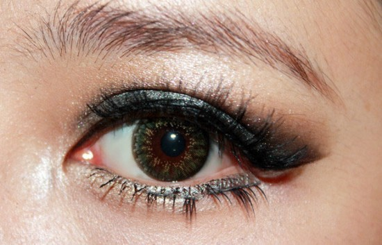 DUEBA DREAM COLOR GREEN CONTACT LENS