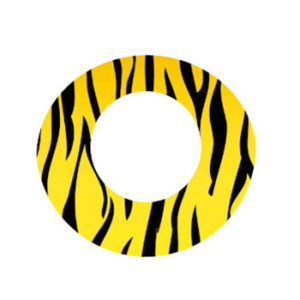 DUEBA FANCY TIGER HALLOWEEN CONTACT LENS