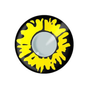 DUEBA TWILIGHT WEREWOLF HALLOWEEN CONTACT LENS