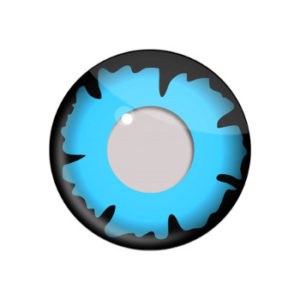DUEBA FANCY WIZARD HALLOWEEN CONTACT LENS