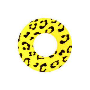 DUEBA FANCY YELLOW LEOPARD HALLOWEEN CONTACT LENS