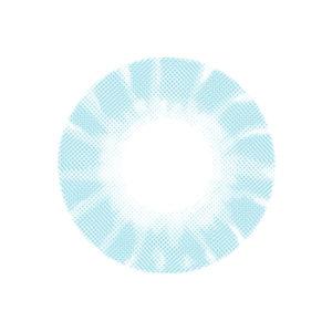 DUEBA HIDROCOR BLUE CONTACT LENS