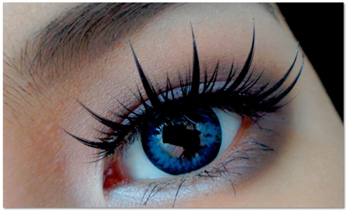 DUEBA PURE BLUE CONTACT LENS