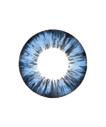 DUEBA MIMO FOREST BLUE CONTACT LENS