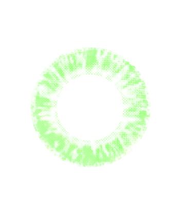 DUEBA MIYABI GREEN CONTACT LENS