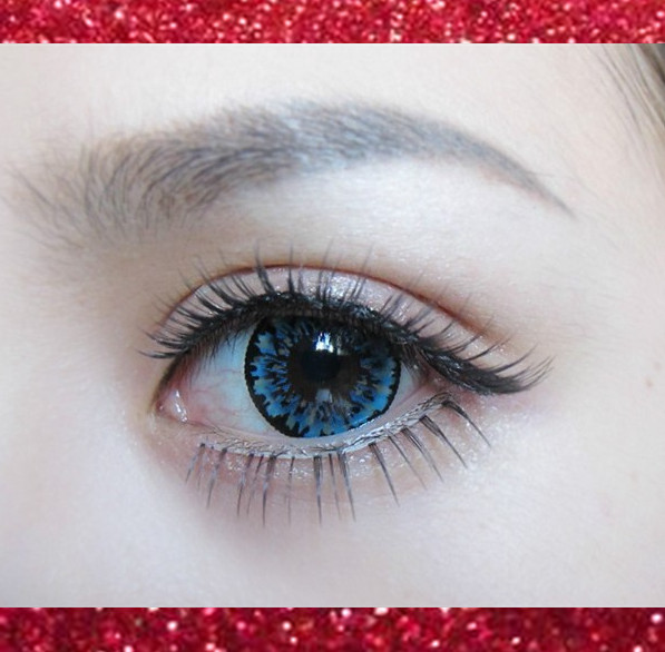 DUEBA MOMO BLUE CONTACT LENS