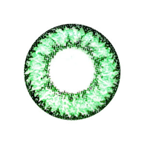 DUEBA SUPER NUDY GREEN CONTACT LENS