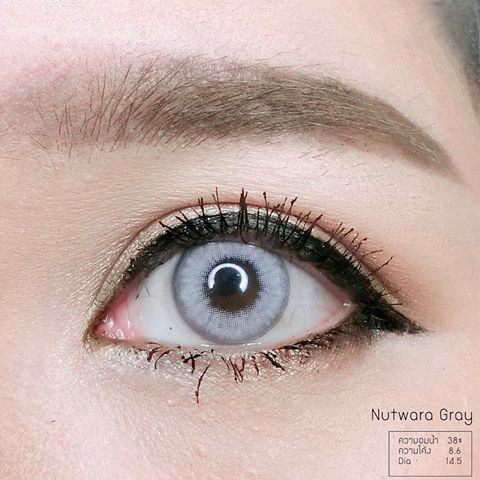 DUEBA NUTWARA GRAY CONTACT LENS