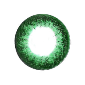 DUEBA POP C GREEN CONTACT LENS