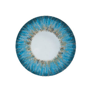 DUEBA PUFFY BLUE CONTACT LENS