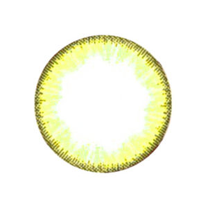 DUEBA TONY GOLD CONTACT LENS 15MM