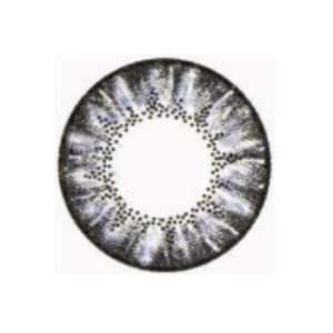 DUEBA CRYSTAL GRAY CONTACT LENS