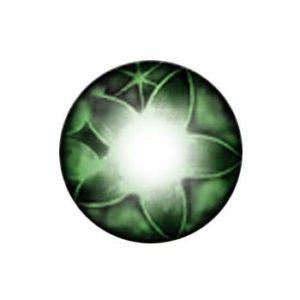 DUEBA MAPLE GREEN CONTACT LENS