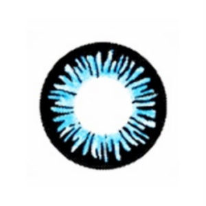 DUEBA SHERBET BLUE CONTACT LENS