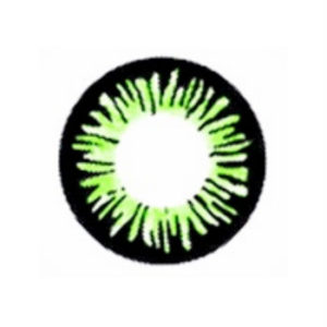 DUEBA SHERBET GREEN CONTACT LENS
