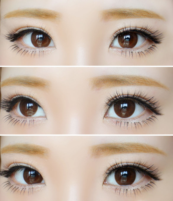 GEO COCO BROWN XBC-107 BROWN CONTACT LENS