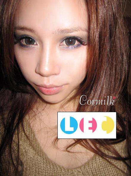 GEO LAVENDER GRAY WFL-A55 GRAY CONTACT LENS