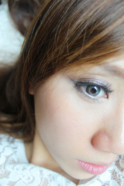 GEO TWINS GRAY YH-305 GRAY CONTACT LENS