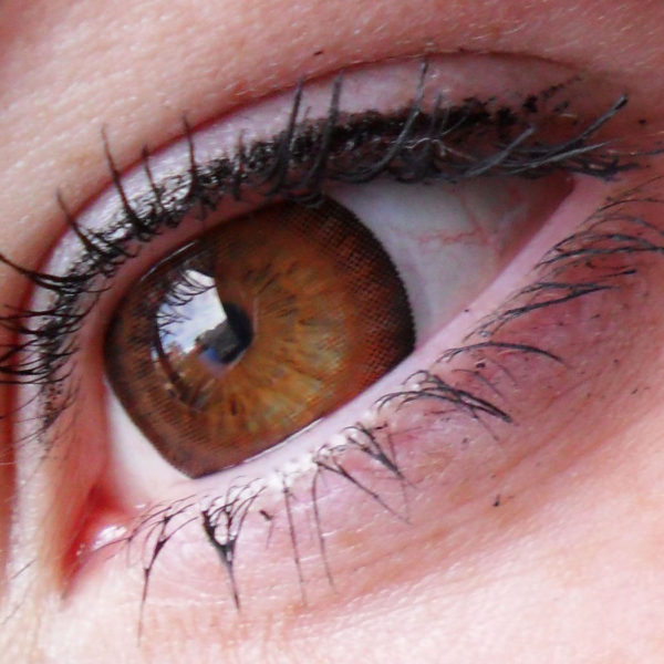 GEO ALICE BROWN WT-A54 BROWN CONTACT LENS