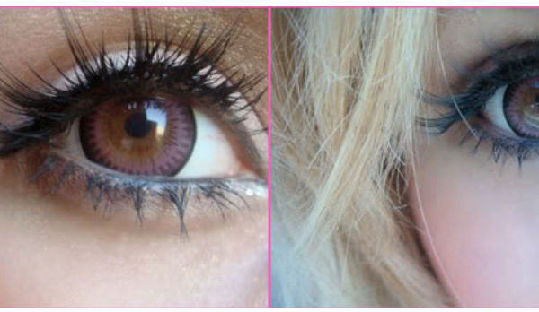 GEO ALICE PURE PINK WT-A57 PINK CONTACT LENS