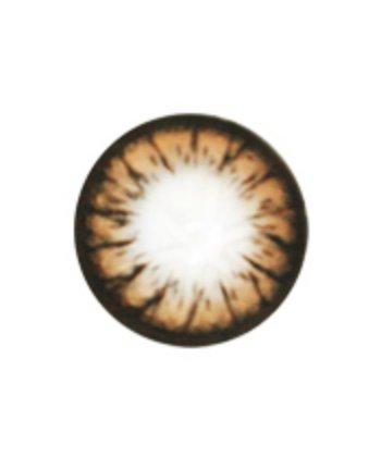GEO CAMEMBERT BROWN WT-C44 BROWN CONTACT LENS