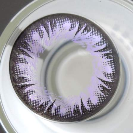 GEO BLANKET VIOLET WFL-A71 VIOLET CONTACT LENS
