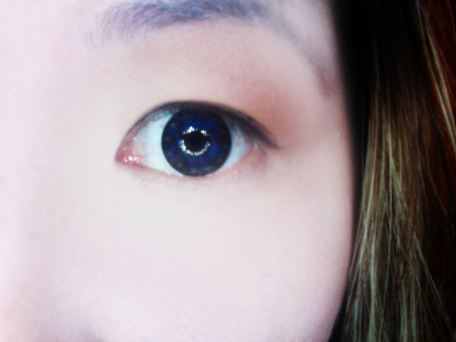 GEO LOTUS BLUE WFL-A12 BLUE CONTACT LENS