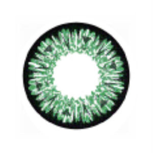 GEO LOVE GREEN WT-A03 GREEN CONTACT LENS