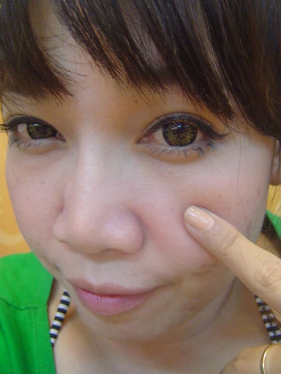GEO SHERBET BROWN WT-A34 BROWN CONTACT LENS